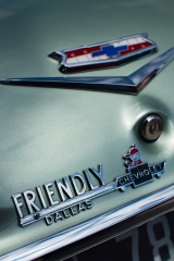 <h5>1960 Chevrolet Impala Convertible</h5>